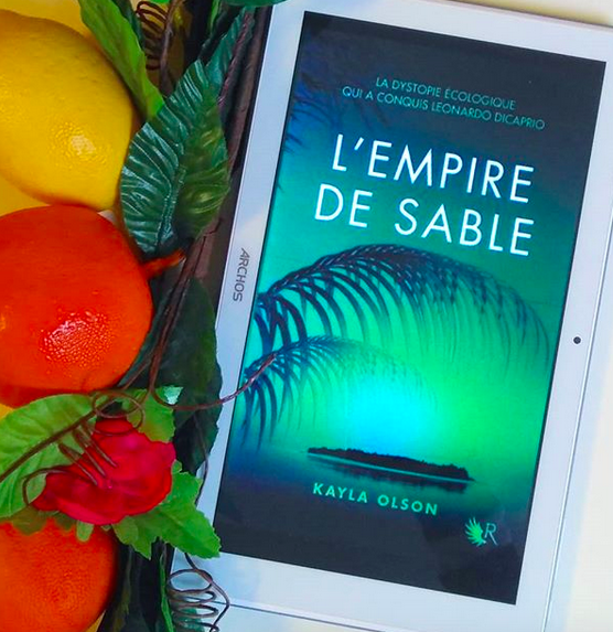 Chronique : L'empire de sable de Kayla Olson