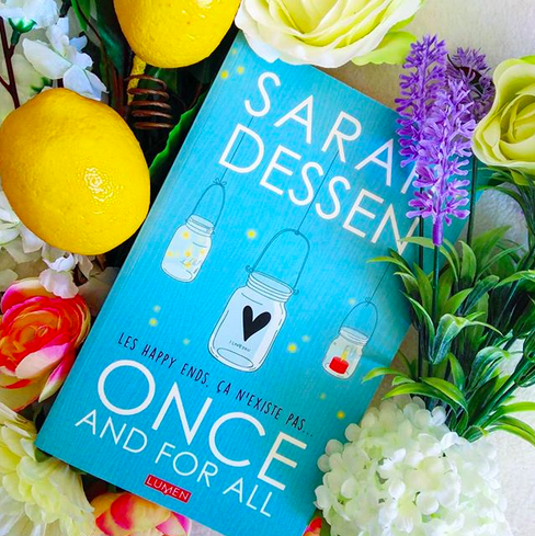 Chronique : Once and for all de SarahDessen