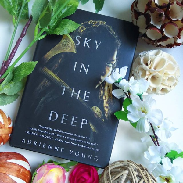 Chronique : Sky in the deep de Adrienne Young