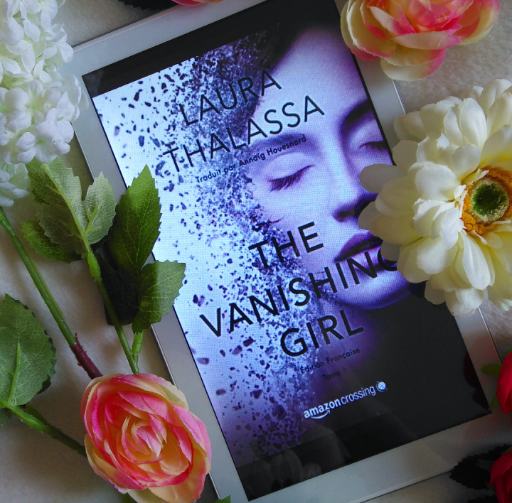 Chronique : The vanishing girl de LauraThalassa