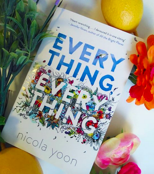 Chronique : Everything Everything de Nicola Yoon