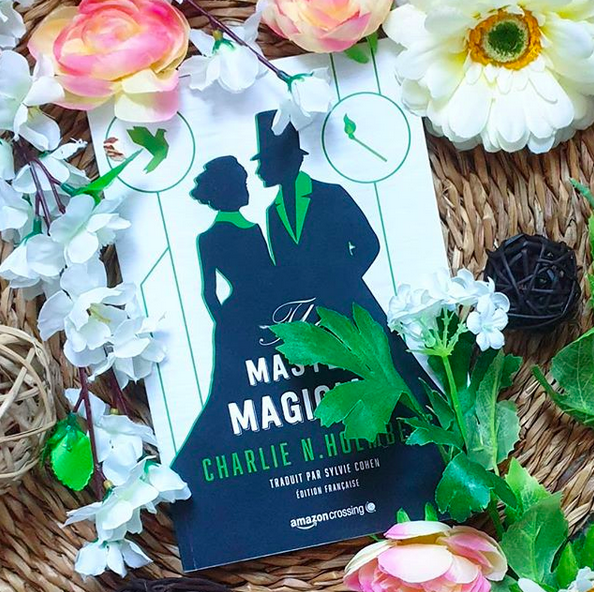 Chronique : The Master Magician de Charlie N. Holmberg