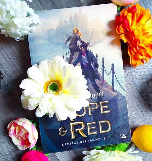 Chronique : Hope & Red : L'Empire des tempêtes de JonSkovron