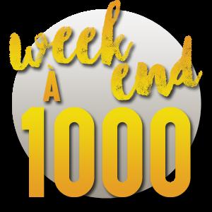 Week-End à 1000 : Février2019