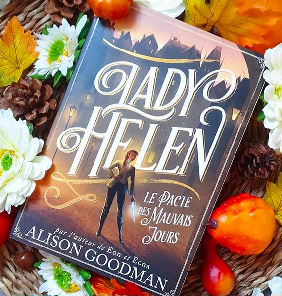 Lady Helen : le Pacte des Mauvais Jours d'AlisonGoodman
