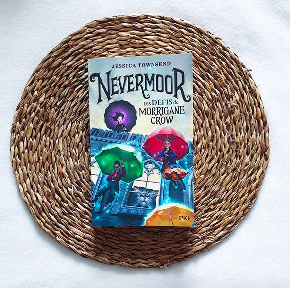 Nevermoor : les Défis de Morrigane Crow de JessicaTownsend