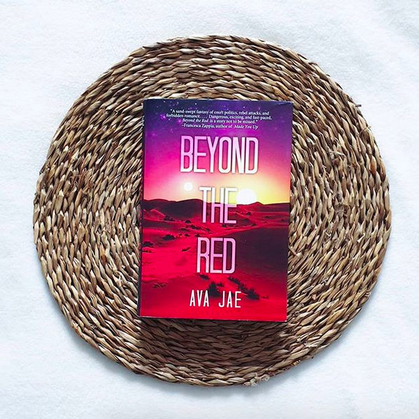 Beyond the Red d'Ava Jae